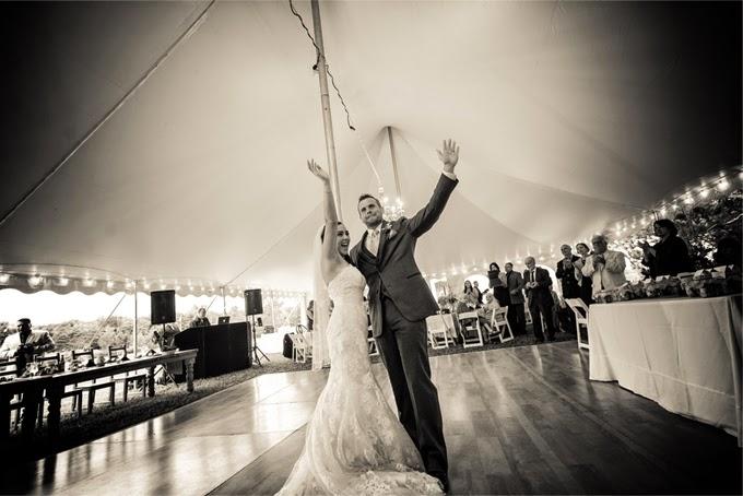 Rustic Elegance Fall Wedding