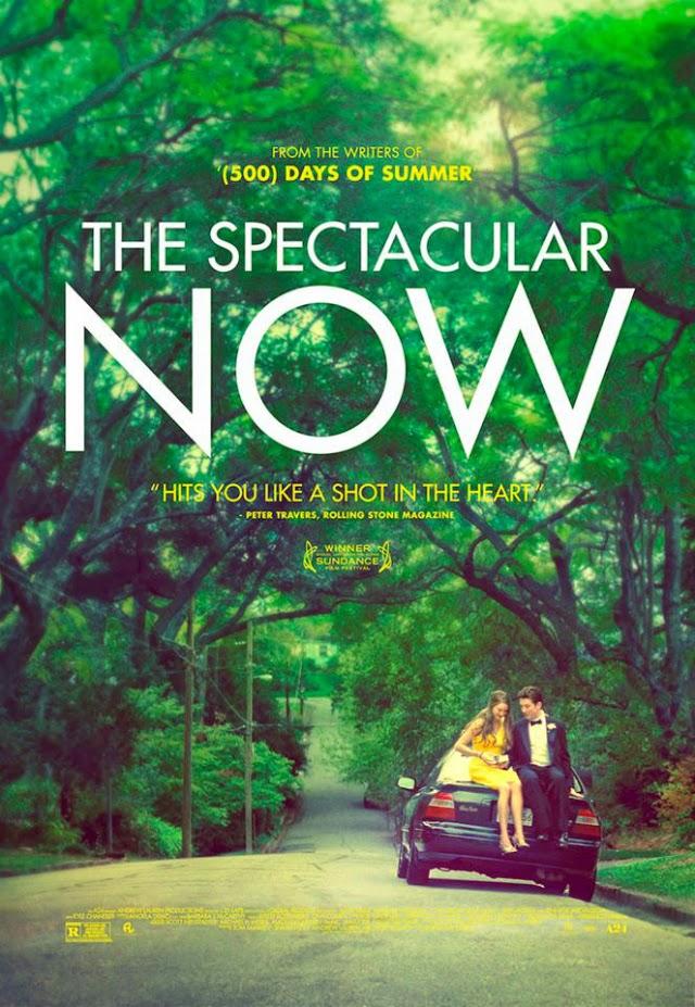 La película The Spectacular Now (  Aquí y ahora )