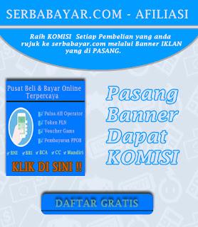 Layanan Pembayaran PPOB Online - Jasa