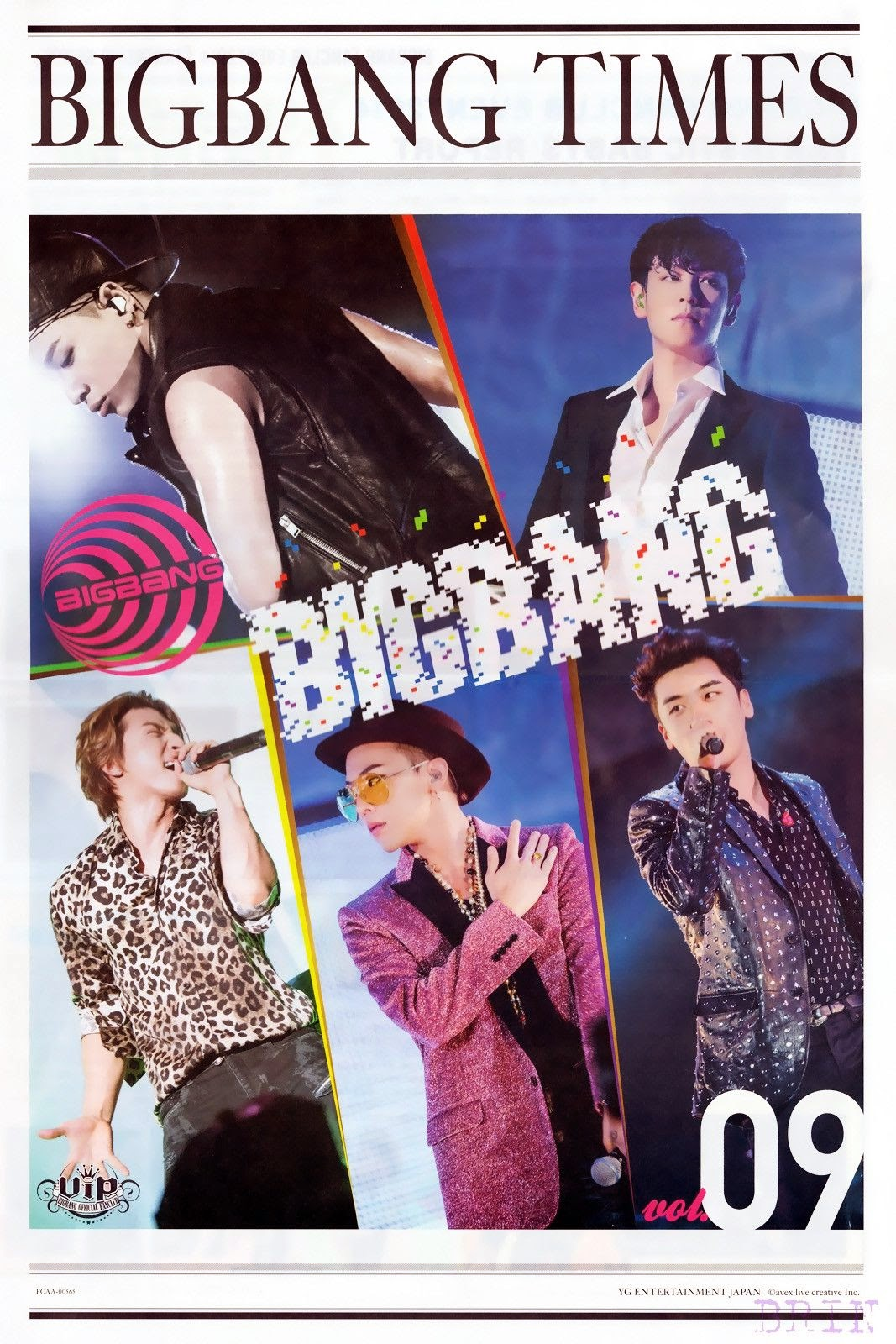 Scans: Big Bang Times Volume 09 [PHOTOS]