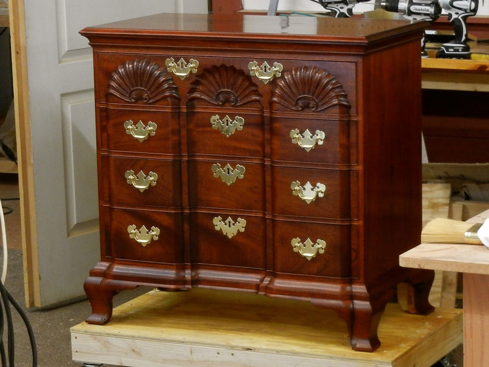 Newport Townsend Goddard Chest of Drawers