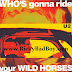 Garbage – Who's Gonna Ride Your Wild Horses Lyrics