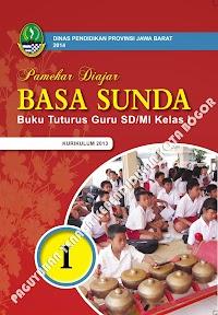 Buku Bahasa Sunda Kurikulum 2013