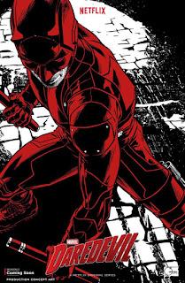 Póster de la serie Daredevil