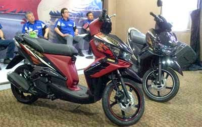 Yamaha GT125 Garuda Fighting Spirit