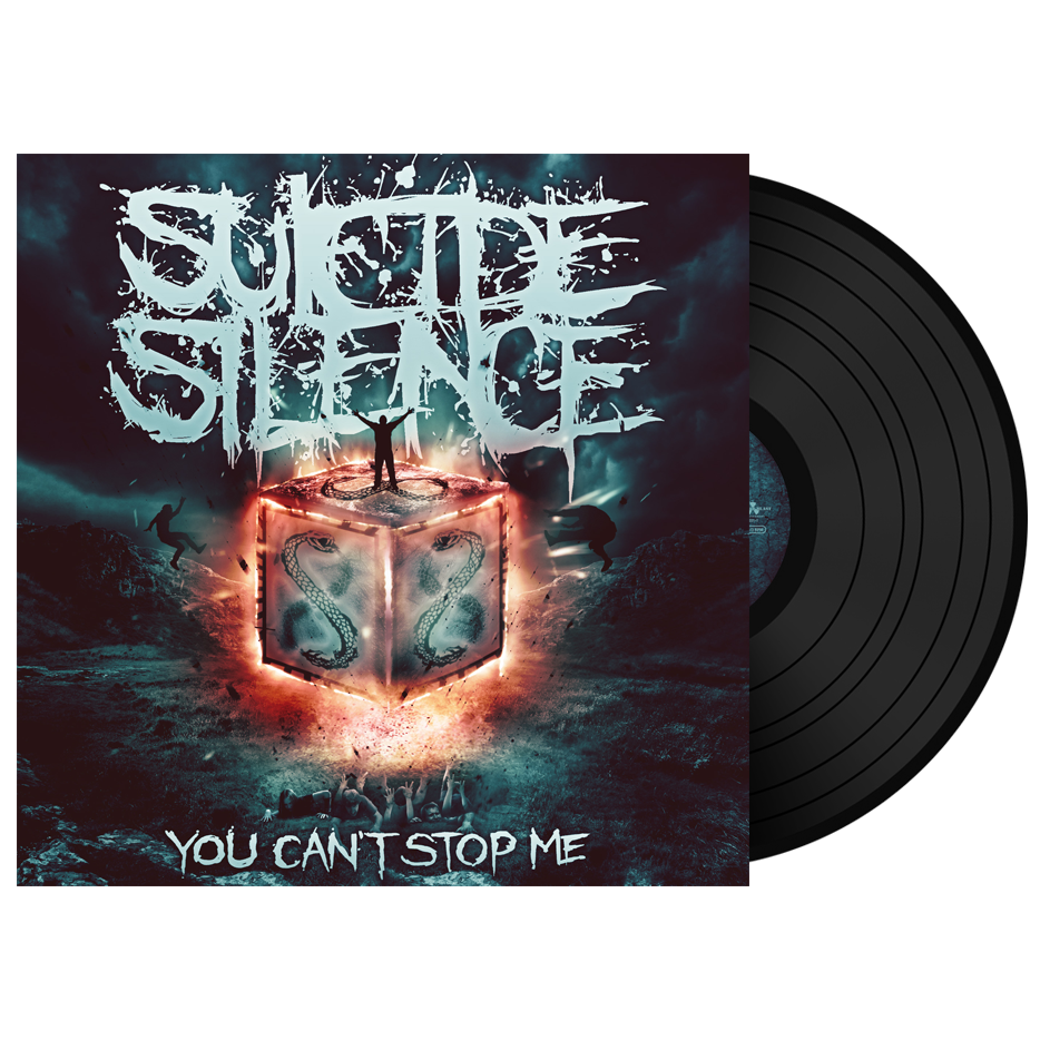 Download Album Suicide Silence You Can't Stop Me 2014
