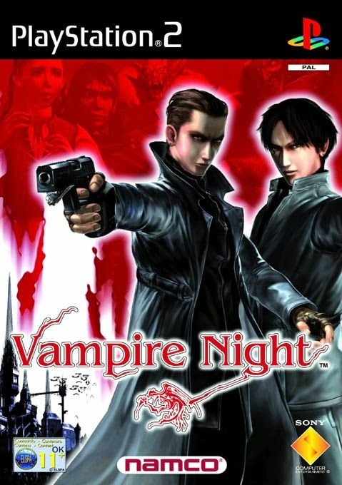 VAMPIRE NIGHT PS2 ISO
