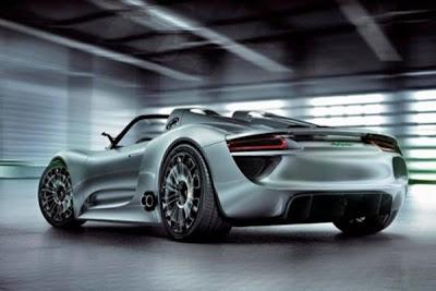 2012 Porsche 918 Spyder 8