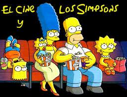 Los Simpsons y el Cine