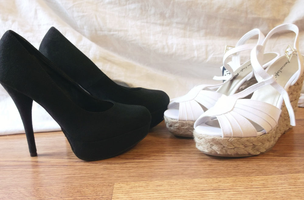78aa2d8c7fa8 ChrissyAi  Mini Shoe Haul
