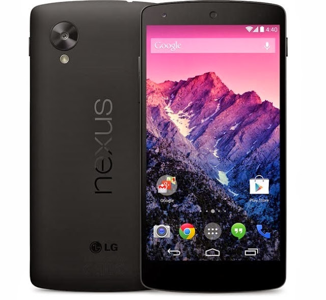 Video of New Google Nexus 5 Drop Test