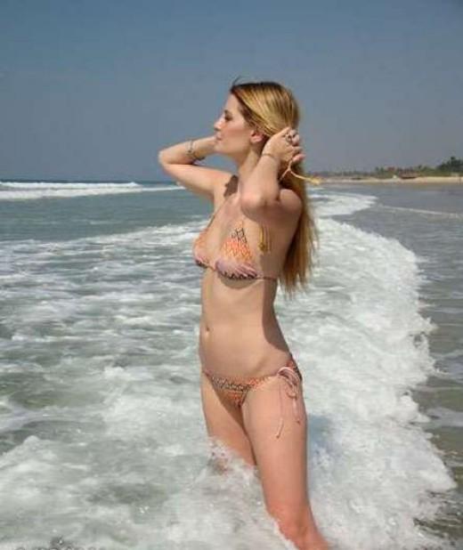 bikini fick