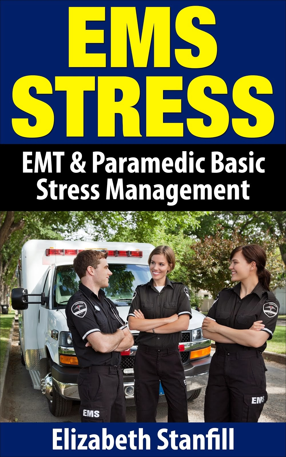 HAVE YOU READ MY EMS STRESS BOOK