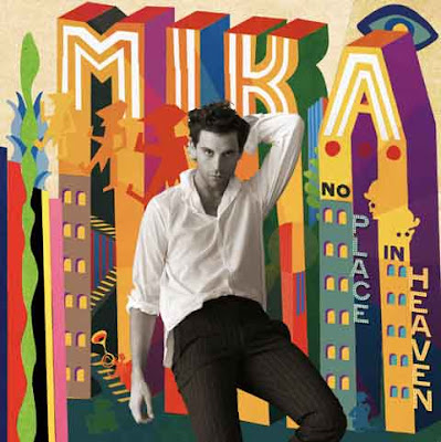 Mika - No Place In Heaven - album 2015