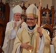 L'évêque du diocèse de Saint-Hyacinthe