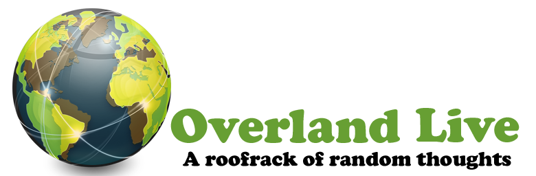 Overland Live - The Blog about Overland Expedition Travel