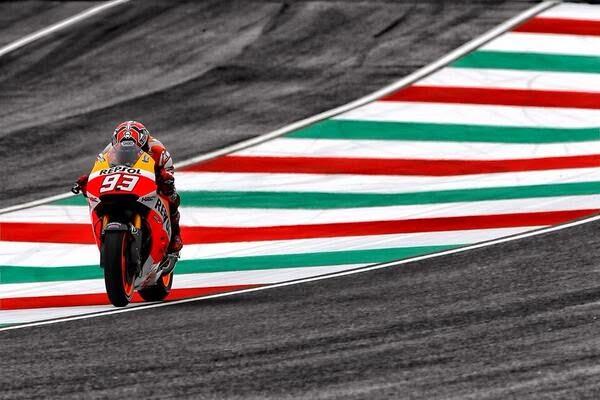 MOTOGP GP Italia--Márquez, 6 de 6 poles