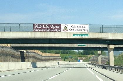 Oakmont Overpass