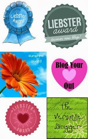 My awards: