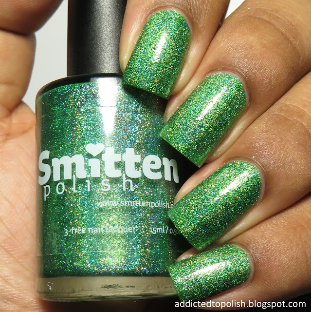 smitten polish poach busters