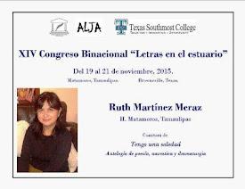 """XIV Congreso Binacional """"Letras en el Estuario"""""""