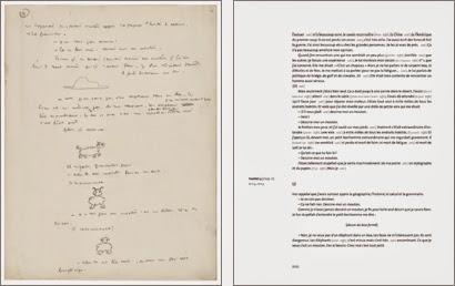 Le manuscrit du petit prince fac simil et transcription - Le salon du manuscrit ...