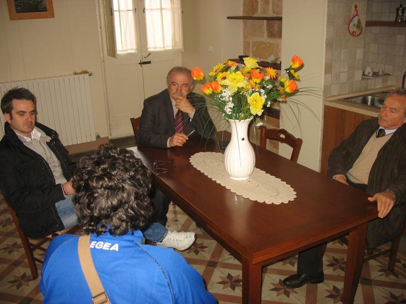 Radiolasernews study visit degli amministratori comunali di marsico nuovo pz sull albergo - Albergo diffuso specchia ...