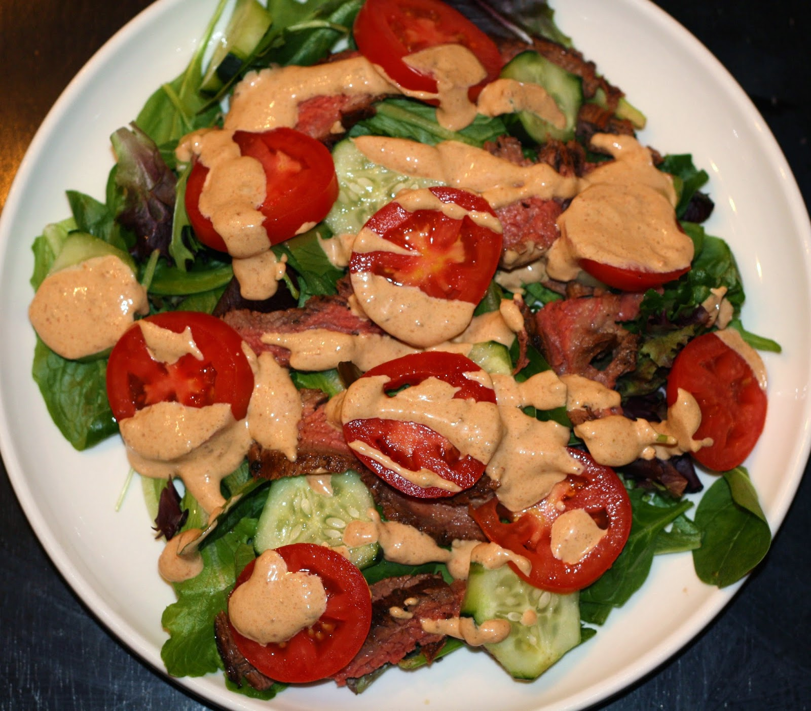 chipotle steak salad the pioneer woman chipotle steak salad recipes ...