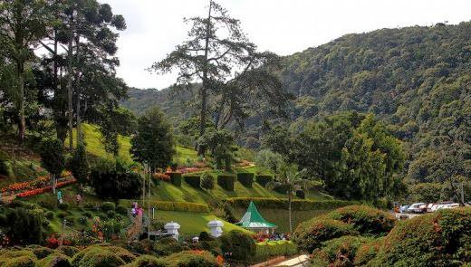 Hakgala-Botanical-Garden