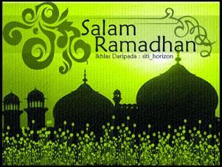 Kartu Ucapan Salam Ramadhan 2014