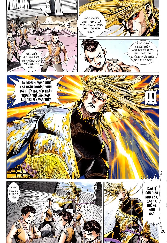 Thần Chưởng chap 24 – End Trang 28 - Mangak.info