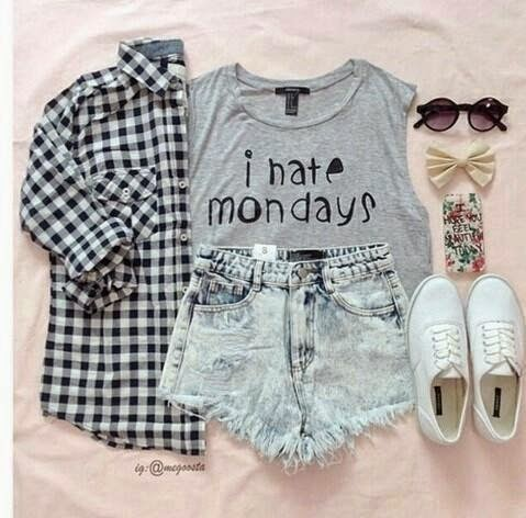 Latest Summer Outfits Ideas #12.