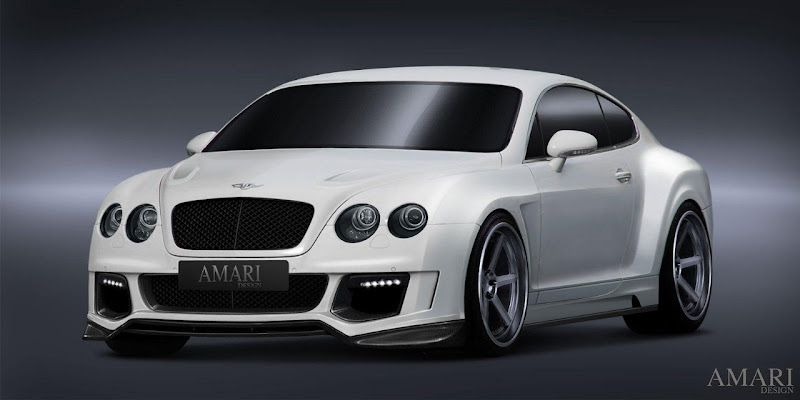 2011 Bentley Continental GT Amari GT Evolution