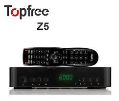 Atualizacao do receptor Topfree Z5 v5.17B