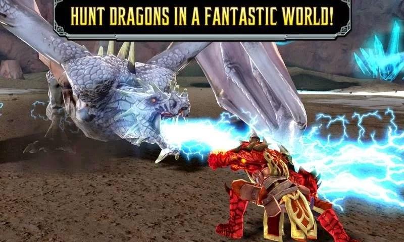 Download Dragon Slayer 1.1.2 Mod APK-DATA (Unlimited Money/Glu Coins)