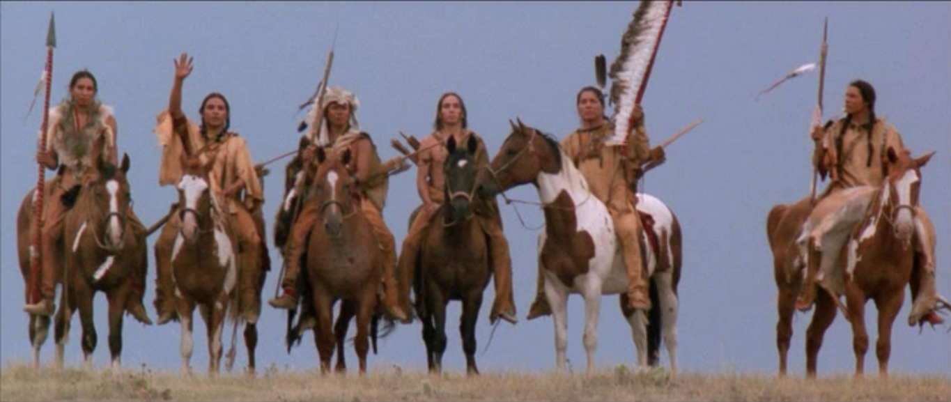 debunking the stereotypes of native americans in the film dancing with wolves This movie's depiction of native americans is not nearly as politically correct as it may seem to those who watch it only once or only at a superficial level later he cannot decide whether he feel more or less at home in the presence of the sioux, because he is struggling to remain true to himself even as.