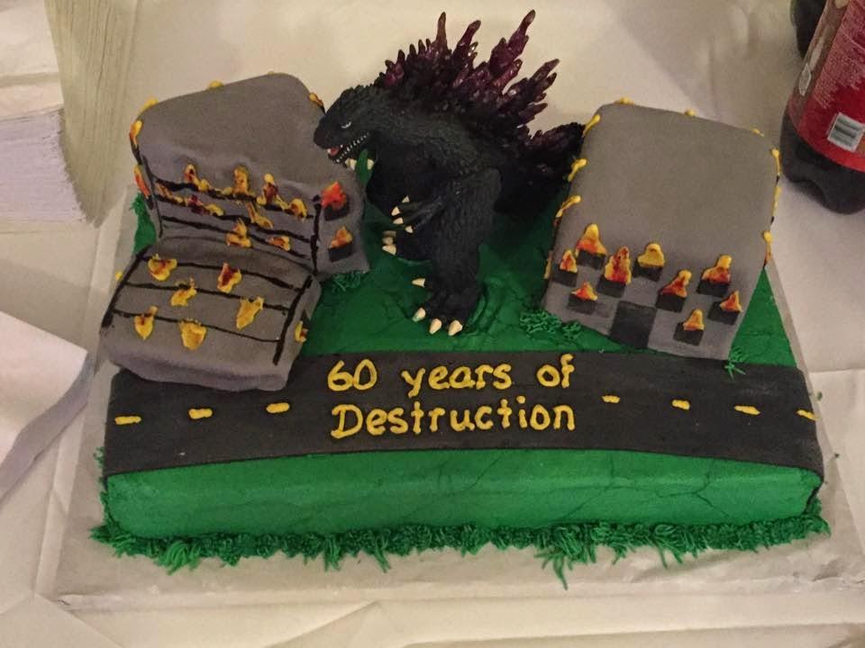 Godzilla Cakes At Walmart