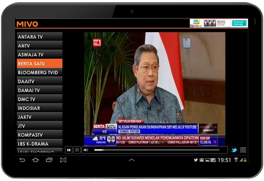 Download 5 Aplikasi TV Online Android Terbaik Gratis