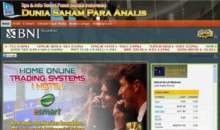 Bisnis Saham dan Investasi