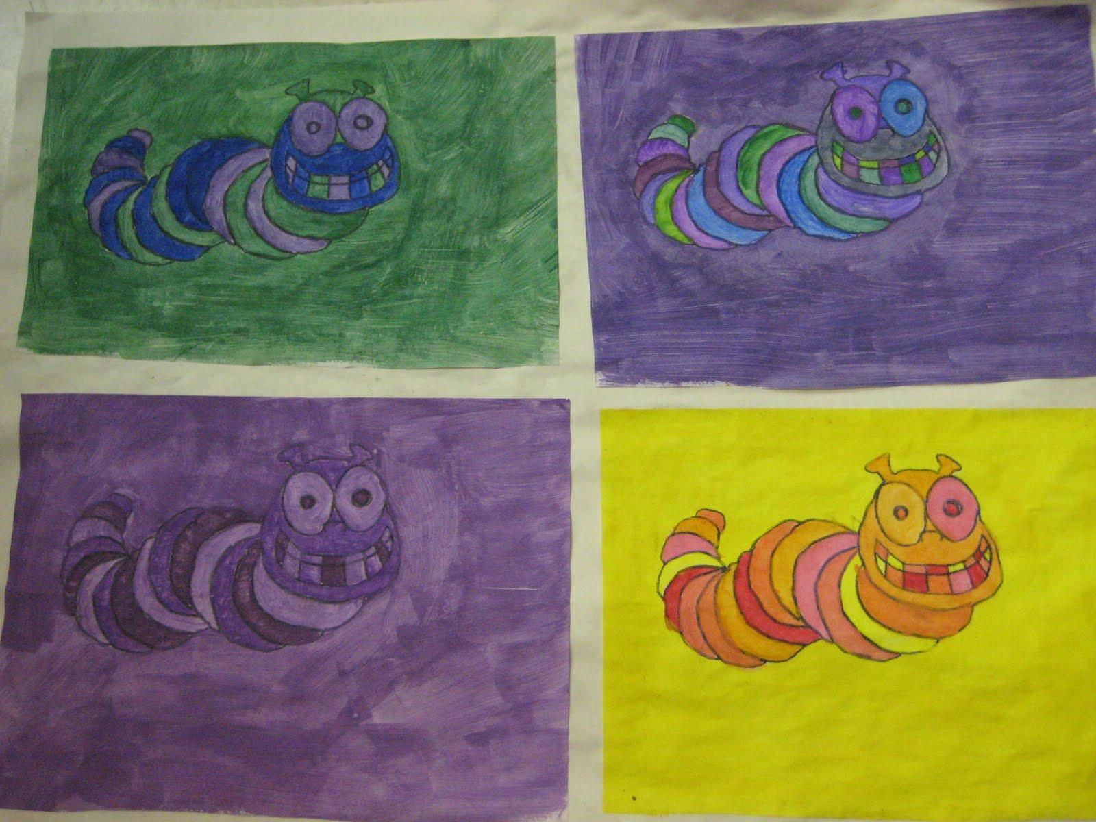 6th Grade Art 02 19 28