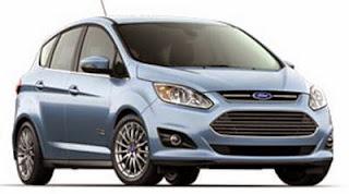 2015 Ford C Max Energi