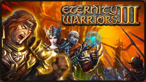 Eternity Warriors 3 Game mmorpg terbaik terpopuler android