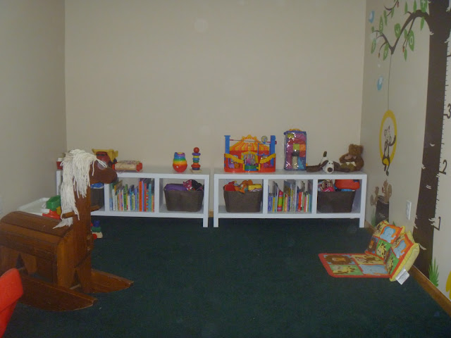 Jungle Play Room
