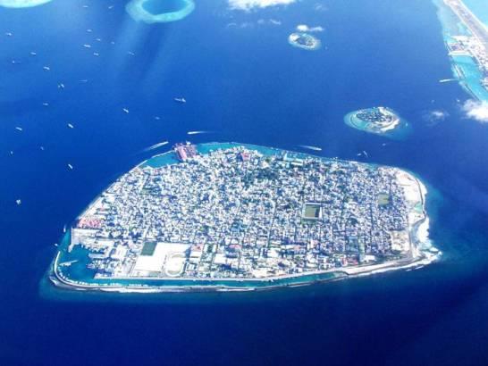 Isla de Malé maldivas