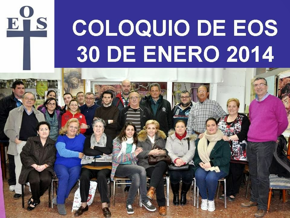PRIMER COLOQUIO DE EOS DE 2014