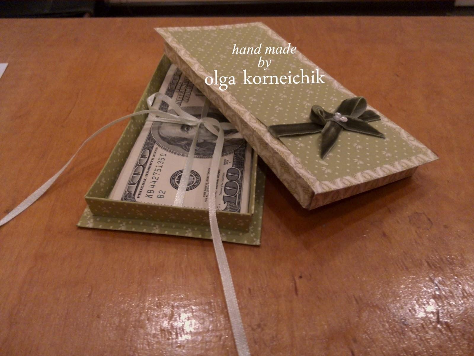 Лучшие идеи, как подарить деньги