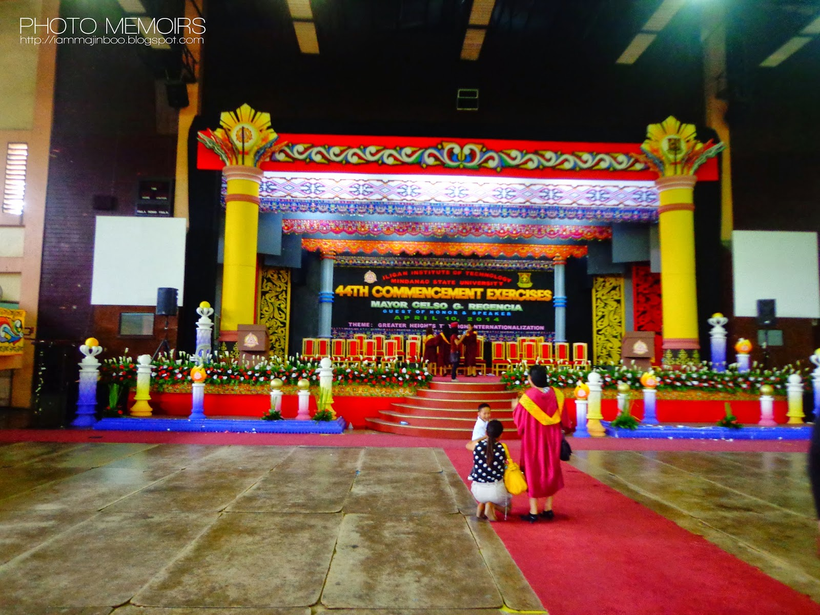 MSU-IIT 44th Commencement Exercise (April)