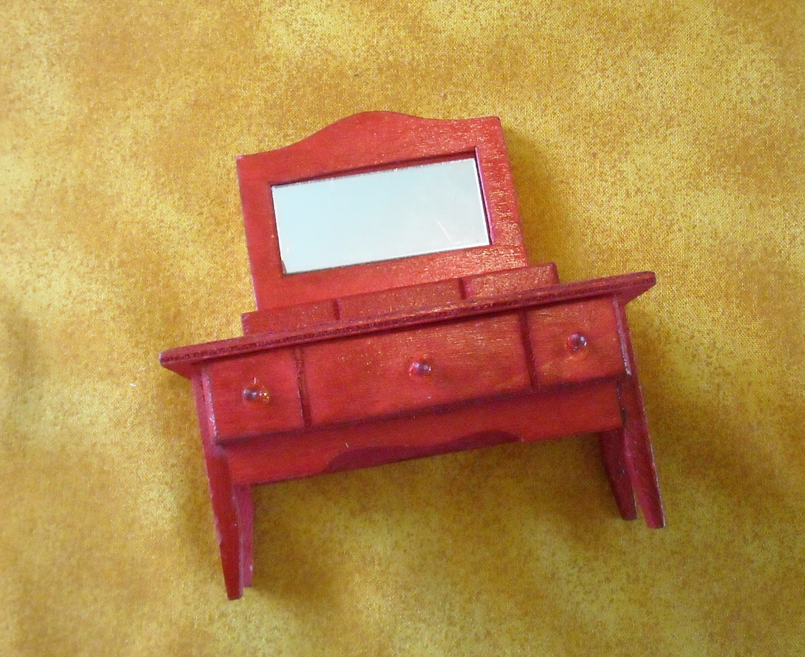 old days old ways dollar store dollhouse furniture 3