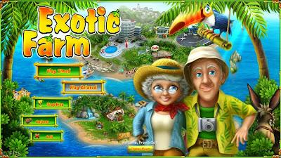 Exotic Farm Game