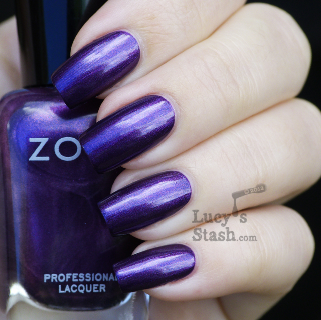 Lucy's Stash - Zoya Diva Collection for Fall 2012 - Suri
